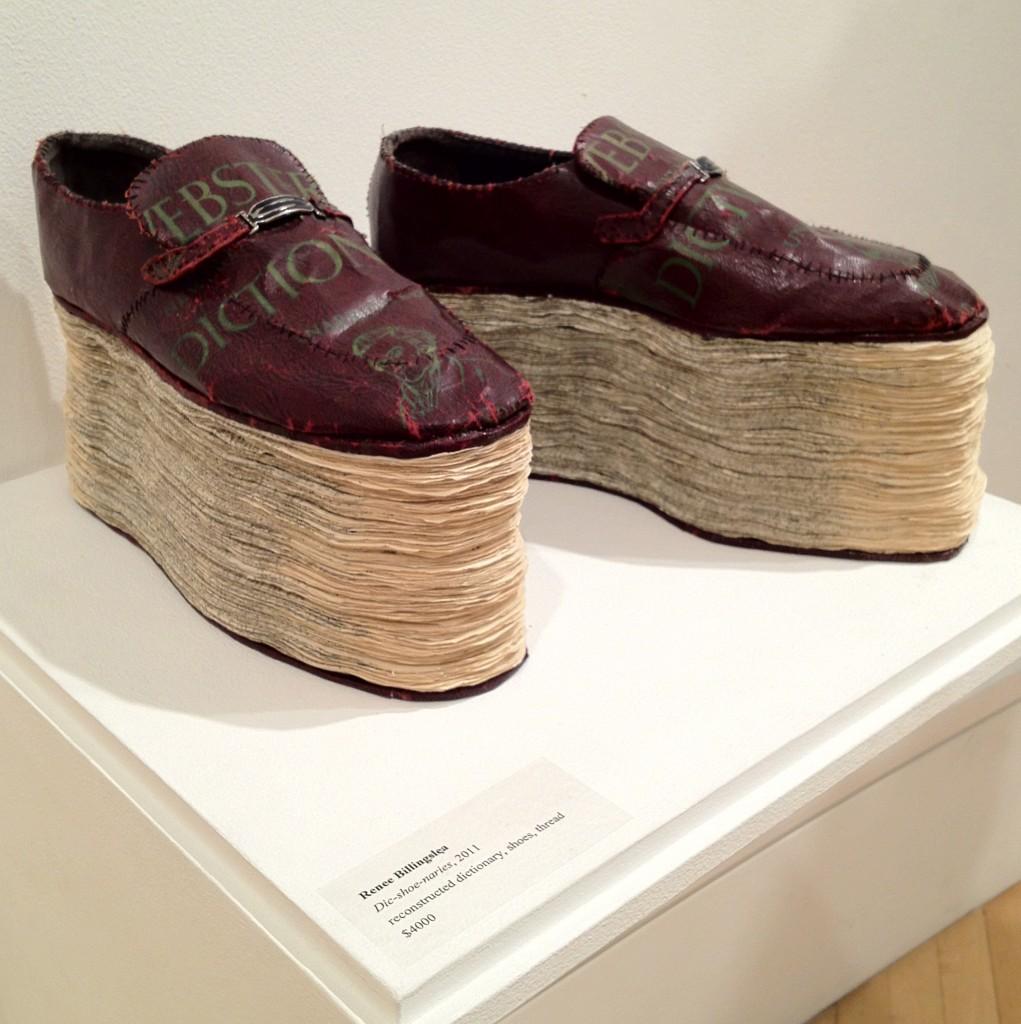 Dic-shoe-naries by Renee Billingslea