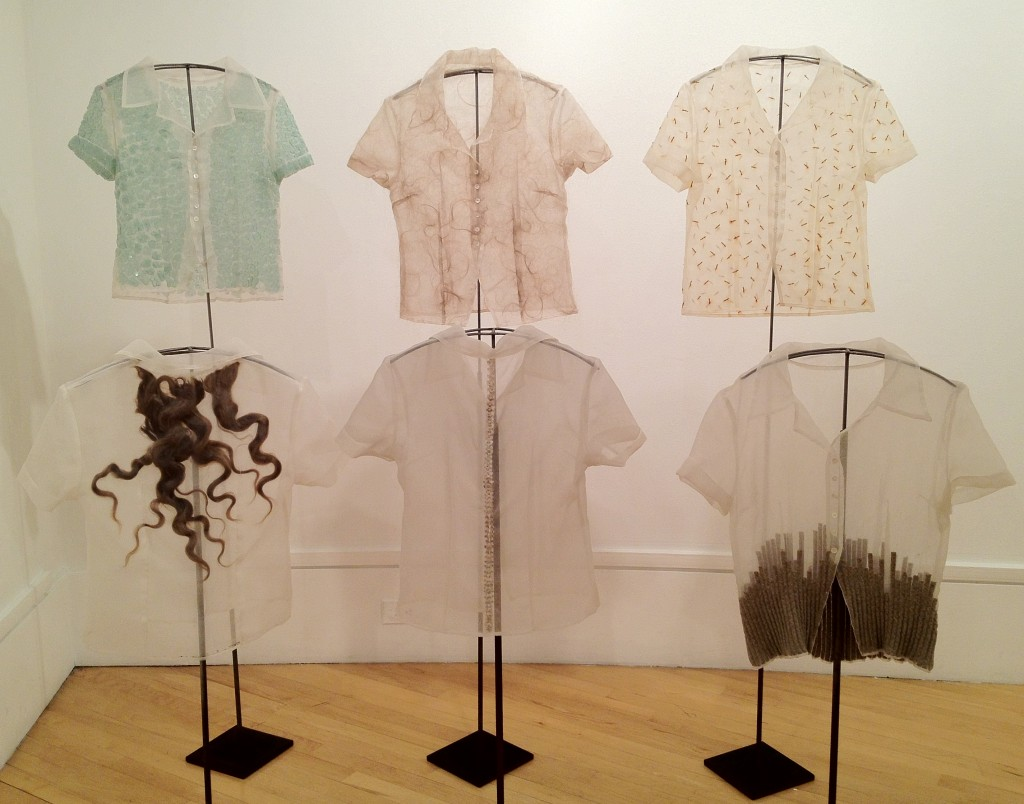 Blouse Series by Victoria May