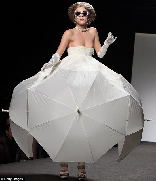 Umbrella Corset