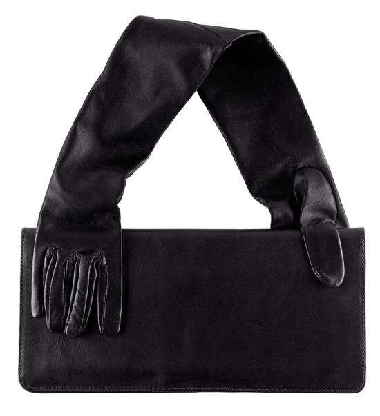 Leather Glove Clutch