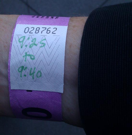 MMM Wristband